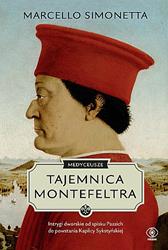 Medyceusze. Tajemnica Montefeltra, Marcello Simonetta, Dom Wydawniczy REBIS Sp. z o.o.