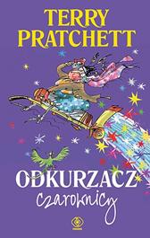 Odkurzacz czarownicy, Terry Pratchett, Dom Wydawniczy REBIS Sp. z o.o.