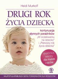 Drugi rok życia dziecka, Heidi Murkoff, Sharon Mazel, Dom Wydawniczy REBIS Sp. z o.o.
