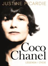 Coco Chanel: legenda i życie, Justine Picardie, Dom Wydawniczy REBIS Sp. z o.o.