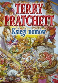 Księgi nomów, Terry Pratchett, Dom Wydawniczy REBIS Sp. z o.o.