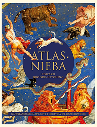 Atlas nieba, Edward Brooke-Hitching, Dom Wydawniczy REBIS Sp. z o.o.