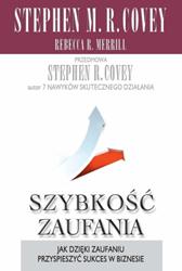 Szybkość zaufania, Stephen M. R. Covey, Dom Wydawniczy REBIS Sp. z o.o.