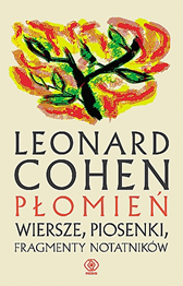 Płomień, Leonard Cohen, Dom Wydawniczy REBIS Sp. z o.o.