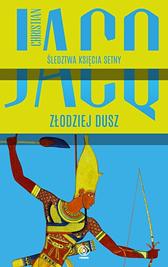 Złodziej dusz, Christian Jacq, Dom Wydawniczy REBIS Sp. z o.o.