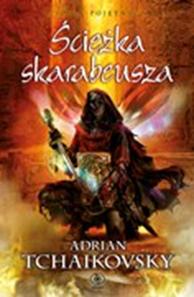 Ścieżka skarabeusza, Adrian Tchaikovsky, Dom Wydawniczy REBIS Sp. z o.o.