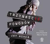 13 powodów Wydanie REBIS, Jay Asher, Dom Wydawniczy REBIS Sp. z o.o.