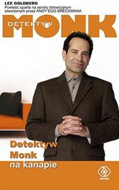 Detektyw Monk na kanapie, Lee Goldberg, Dom Wydawniczy REBIS Sp. z o.o.