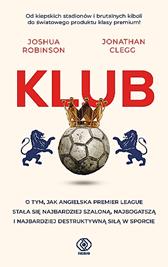 Klub, Joshua Robinson, Jonathan Clegg, Dom Wydawniczy REBIS Sp. z o.o.