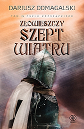Złowieszczy szept wiatru, Dariusz Domagalski, Dom Wydawniczy REBIS Sp. z o.o.