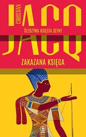 Zakazana księga, Christian Jacq, Dom Wydawniczy REBIS Sp. z o.o.