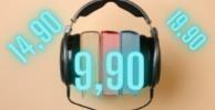 REBIS - Audiobooki 9,90 - 14,90 - 19,90!