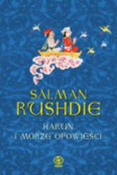 Harun i Morze Opowieści, Salman Rushdie, Dom Wydawniczy REBIS Sp. z o.o.