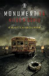 Monument 14. Niebo w ogniu, Emmy Laybourne, Dom Wydawniczy REBIS Sp. z o.o.