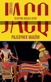 Pojedynek magów, Christian Jacq, Dom Wydawniczy REBIS Sp. z o.o.