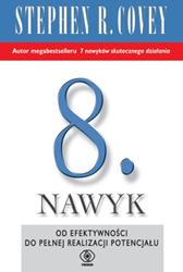 8. nawyk, Sean Covey, Stephen R. Covey, Dom Wydawniczy REBIS Sp. z o.o.