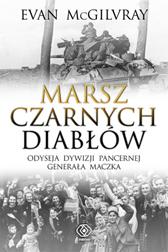 Marsz Czarnych Diabłów, Evan McGilvray, Dom Wydawniczy REBIS Sp. z o.o.