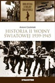 Historia drugiej wojny światowej 1939-1945, Antoni Czubiński, Dom Wydawniczy REBIS Sp. z o.o.