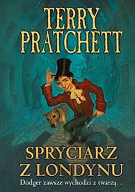 Spryciarz z Londynu, Terry Pratchett, Dom Wydawniczy REBIS Sp. z o.o.