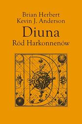 Diuna. Ród Harkonnenów, Kevin J. Anderson, Brian Herbert, Dom Wydawniczy REBIS Sp. z o.o.