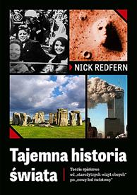 Tajemna historia świata, Nick Redfern, Dom Wydawniczy REBIS Sp. z o.o.
