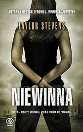 Niewinna, Taylor Stevens, Dom Wydawniczy REBIS Sp. z o.o.