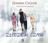 Złodziejki czasu, Hanna Cygler, Dom Wydawniczy REBIS Sp. z o.o.