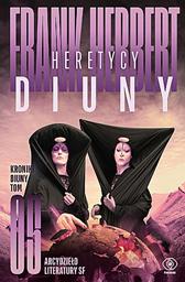 Heretycy Diuny, Frank Herbert, Dom Wydawniczy REBIS Sp. z o.o.