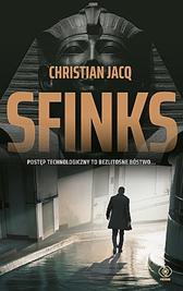 Sfinks, Christian Jacq, Dom Wydawniczy REBIS Sp. z o.o.