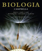 Biologia Campbella,  praca zbiorowa, Jane B. Reece, Neil A. Campbell, Lisa A. Urry, Michael L. Cain, Steven A. Wasserman, Peter V. Minorsky, Robert B. Jackson, Dom Wydawniczy REBIS Sp. z o.o.