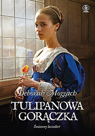 Tulipanowa gorączka, Deborah Moggach, Dom Wydawniczy REBIS Sp. z o.o.