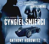 Cyngiel śmierci, Anthony Horowitz, Dom Wydawniczy REBIS Sp. z o.o.