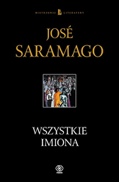 Wszystkie imiona, José Saramago, Dom Wydawniczy REBIS Sp. z o.o.