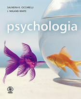 Psychologia, Saundra K. Ciccarelli, J. Noland White, Dom Wydawniczy REBIS Sp. z o.o.