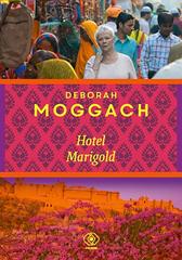 Hotel Marigold, Deborah Moggach, Dom Wydawniczy REBIS Sp. z o.o.