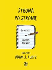 Strona po stronie, Adam J. Kurtz, Dom Wydawniczy REBIS Sp. z o.o.