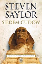 Siedem cudów, Steven Saylor, Dom Wydawniczy REBIS Sp. z o.o.