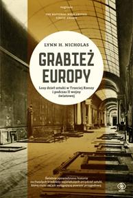 Grabież Europy, Lynn H. Nicholas, Dom Wydawniczy REBIS Sp. z o.o.