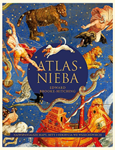 Atlas nieba, Edward Brooke-Hitching, Dom Wydawniczy REBIS Sp. z o.o.