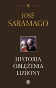Historia oblężenia Lizbony, José Saramago, Dom Wydawniczy REBIS Sp. z o.o.