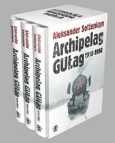 Archipelag GUŁag Tomy 1-3, Aleksander Sołżenicyn, Dom Wydawniczy REBIS Sp. z o.o.