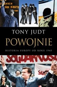 Powojnie. Historia Europy od roku 1945, Tony Judt, Dom Wydawniczy REBIS Sp. z o.o.