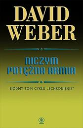 Niczym potężna armia, David Weber, Dom Wydawniczy REBIS Sp. z o.o.