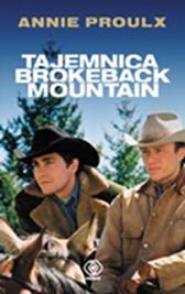 Tajemnica Brokeback Mountain, Annie Proulx, Dom Wydawniczy REBIS Sp. z o.o.