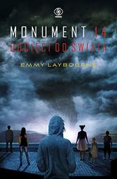 Monument 14. Odcięci od świata, Emmy Laybourne, Dom Wydawniczy REBIS Sp. z o.o.
