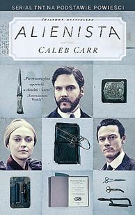 Alienista, Caleb Carr, Dom Wydawniczy REBIS Sp. z o.o.