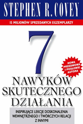 7 nawyków skutecznego działania, Stephen R. Covey, Dom Wydawniczy REBIS Sp. z o.o.
