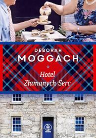 Hotel Złamanych Serc, Deborah Moggach, Dom Wydawniczy REBIS Sp. z o.o.