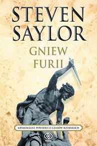 Gniew Furii, Steven Saylor, Dom Wydawniczy REBIS Sp. z o.o.
