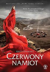 Czerwony namiot, Anita Diamant, Dom Wydawniczy REBIS Sp. z o.o.